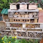 Bug hotel - great fun to build!